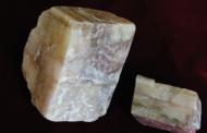 Dolomite - CaMg(CO3)2
