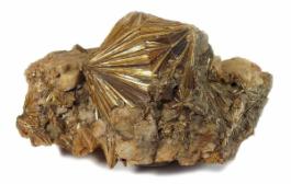 Pyrophyllite - Al2Si4O10(OH)2