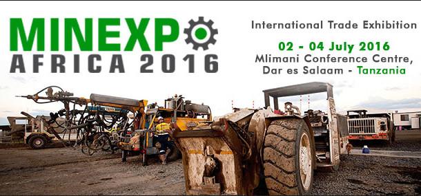Minexpo Tanzania 2016