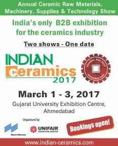 Kết quả hình ảnh cho India Ceramics fair 2017